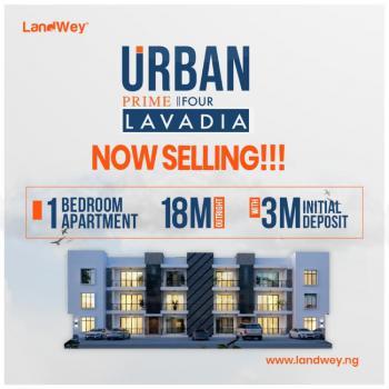 One Bedroom Apartment, Abramham Adesanya, Ogombo, Ajah, Lagos, Mini Flat for Sale