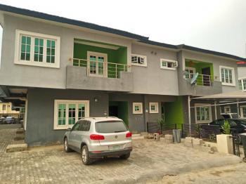 Luxury 4 Bedroom Duplex with Excellent Facilities, Joe Street, Paradise Estate,, Igbo Efon, Lekki, Lagos, Semi-detached Duplex for Rent