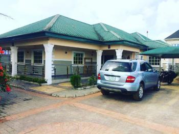 Tastefully Furnished 6 Bedroom Detached Bungalow with Swimming Pool, Off Airport Road, Rukpokwu, Port Harcourt, Rivers, Detached Bungalow for Sale