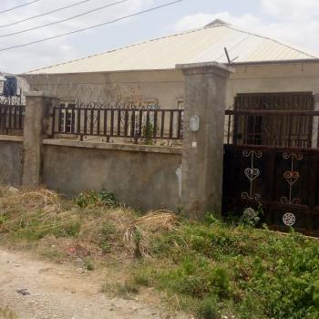 3 Bedroom Bungalow with Space for Bq, Liberty Estate Along Living Faith Church Road Behind Fha, Kiami, Lugbe District, Abuja, Detached Bungalow for Sale