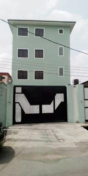 Lovely 4 Bedroom Flat with a Room Bq, Williams Close, Williams Estate., Adelabu, Surulere, Lagos, Flat for Rent