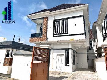 Brand New 4bedrooms +1bq Fully Detached Duplex, Chevron Axis, Lafiaji, Lekki, Lagos, Detached Duplex for Sale