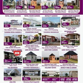 Lands, Eluju Town By Bogije, Eluju, Ibeju Lekki, Lagos, Residential Land for Sale