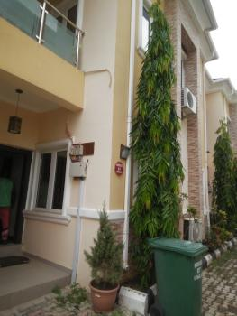Luxury Service and Furnished Four Bedrooms Terrace Duplex, Kado, Abuja, Terraced Duplex for Rent