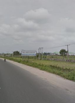 Large Expanse of Land Meas 51,710sqm. Facing Expressway, Eko Akete Estate, Abijo, Lekki, Lagos, Mixed-use Land for Sale
