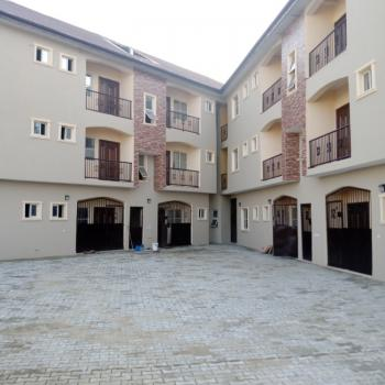 Luxury Two Bedroom Apartment, in an Estate Just Before Novare Shoprite, Lekki Phase 2, Lekki, Lagos, Flat for Rent