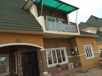 Well Finished 4 Bedroom Duplex, River Park Estate, Lugbe District, Abuja, Semi-detached Duplex for Rent