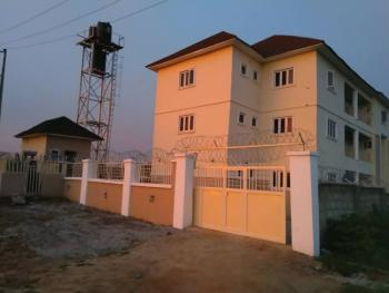 Luxury Brand New Three Bedroom Flat, Life Camp, Gwarinpa, Abuja, House for Rent