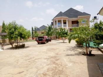 5 Bedroom Detached Duplex with 2 Rooms Bq, Asokoro District, Abuja, Detached Duplex for Sale