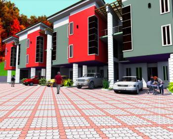 Own an Exquisite Finished 4 Bedroom Triplex, Bella Court, Meadow Hall Way, Lekki Phase 1, Ikate Elegushi, Lekki, Lagos, Terraced Duplex for Sale