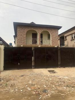 Luxury New 3 Bedroom Duplex for a Year and Half, Akoka, Yaba, Lagos, Semi-detached Duplex for Rent