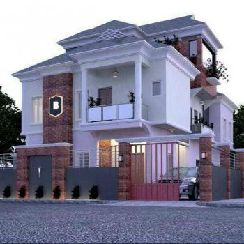 a State of The Art 6 Bedroom Detached Duplex, Journalist Estate-phase1, Berger, Arepo, Ogun, Detached Duplex for Sale