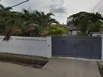 Land Measuring 1,200sqm with Structures, Palmgrove, Ilupeju, Lagos, Residential Land for Sale