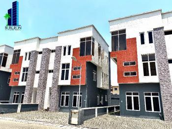 Brand New 4 Bedrooms +1 Bq Terrace Duplex, Osapa, Lekki, Lagos, Terraced Duplex for Sale