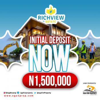 Richview Estate, Akodo Ise, Ibeju Lekki, Lagos, Mixed-use Land for Sale