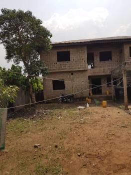 5 Bedroom Duplex All Ensuites Uncompleted Building, Rasaki Tijani Close, Ijaiye-oba, Shasha, Alimosho, Lagos, Detached Bungalow for Sale