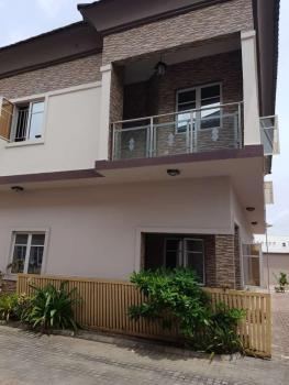 Luxury 4 Bedroom Detached Duplex, Alone in The Compound, Chevy View Estate Chevron, Lekki, Lagos, Detached Duplex for Rent