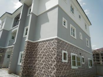 New Two Bedroom Flat, Jahi, Abuja, Mini Flat for Rent