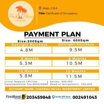 Peach Palms, Abijo Gra, Abijo, Lekki, Lagos, Residential Land for Sale