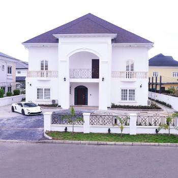 Luxury 5 Bedroom Fully Furnished with Excellent Facilities, Carlton Gate Estate, Chevron Road., Osapa, Lekki, Lagos, Detached Duplex for Sale