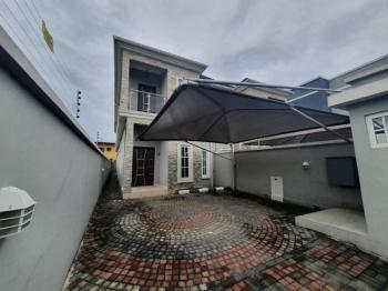 Brand New 4 Bedrooms Semi Detached Duplex, in an Estate, Osapa, Lekki, Lagos, Semi-detached Duplex for Sale