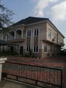 4 Bedrooms Duplex with a Room Bq, Lekky County Estate, Ikota, Lekki, Lagos, Semi-detached Duplex for Sale