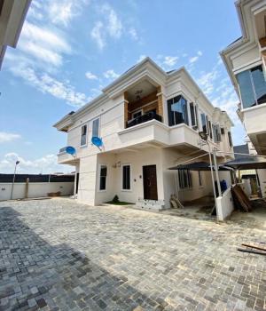 Newly Built 4 Bedroom Semi Detached House with Bq, Ologolo Estate, Ologolo, Lekki, Lagos, Semi-detached Duplex for Sale