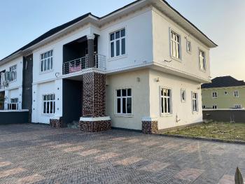 Lovely 5 Bedroom Semi- Detached House - Corner-piece, Royal Gardens Estate, Lekki- Epe Expressway, Lekki, Lagos, Semi-detached Duplex for Sale