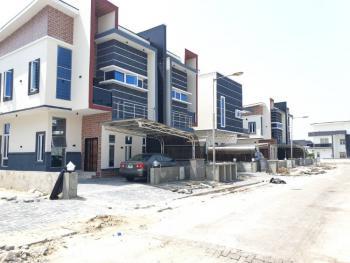 Luxury 4 Bedroom Semi Detached Duplex, Buena Vista Estate, Orchid Rd, Lafiaji, Lekki, Lagos, Semi-detached Duplex for Rent