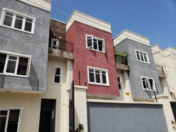 Serviced Well Maintained 4 Bedroom Terrace House, By Platinum, Jakande, Lekki, Lagos, Terraced Duplex for Rent