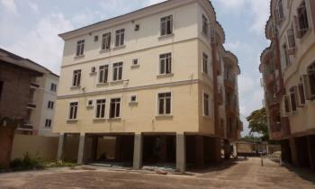 3 Bedroom Serviced Apartments, Yaba Gra, Illinois Court, Yaba, Lagos, Block of Flats for Sale