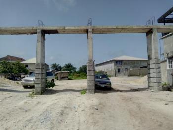 Estate Land, Chevron Second Toll Gate, Lekki Phase 2, Lekki, Lagos, Residential Land for Sale