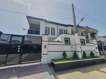 5 Bedroom Semi-detached Duplex (2 Units), Osapa, Lekki, Lagos, Semi-detached Duplex for Sale