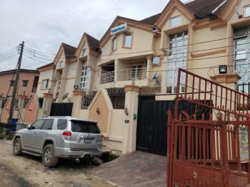Nicely Finished 4 Bedrooms Town House with Maids Room, Bola Shadipe Street, Adelabu, Surulere, Lagos, Terraced Duplex for Sale