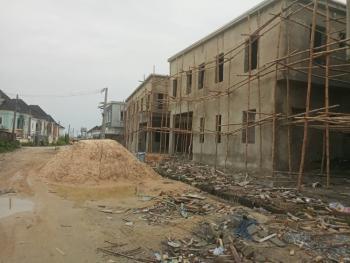 4 Bedroom Terrace Duplex with 2 Sitting Room, 18 Months Payment Plan, Between The Prestigious Chevron and Victoria  Garden City (vgc)., Lekki, Lagos, Terraced Duplex for Sale