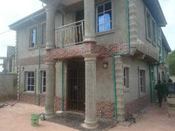a Newly Built Luxury 2 Bedroom Flat Upstairs with All Rooms Ensuite, an Estate Off Aina Bus Stop, Ogba, Ikeja, Lagos, Flat for Rent
