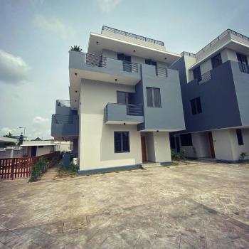 Luxurious Newly Built 4 Bedroom Terrace House + Bq & Swimming Pool, Banana Island, Ikoyi, Lagos, Terraced Duplex for Sale
