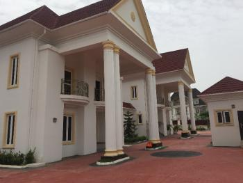 Topnotch 5 Bedroom Twin Duplexes with 1 Bedroom Chalet Each for Vips, Guzape, Guzape District, Abuja, House for Rent