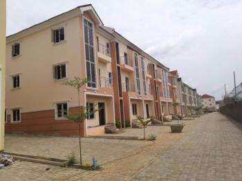 a Brand New 4 Bedrooms Terrace + Bq, Brains and Hammer, Phase 1, Life Camp, Abuja, Terraced Duplex for Sale