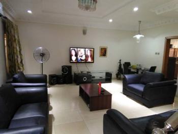 Fully Furnished 4 Bedroom Terraced Duplex Wit Steady Power Supply, Dstv., Chevy View Estate Chevron, Lekki, Lagos, Terraced Duplex Short Let