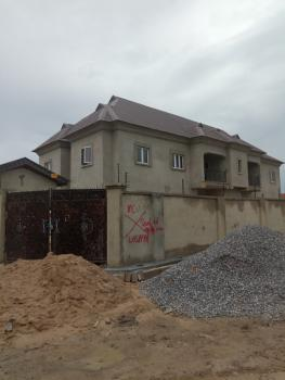 Newly Build 3 Bedroom Apartment 99% Completed, Valley View Estate Off Ebute Igbogbo Road, Ikorodu, Lagos, Semi-detached Bungalow for Rent