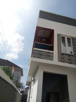 Spacious4 Bedroom Semi-detached Duplex with Bq in a Secured Estate, Thomas Estate,ajah-lekki Before Abraham Adesanya After Vgc Round About, Ogombo, Ajah, Lagos, Semi-detached Bungalow for Sale