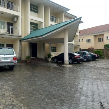 a Tastefully Finished Serviced 3 Bedroom Flat with 1 Room Bq, District, Jabi, Abuja, Flat for Rent