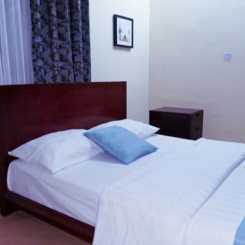 2 Bedroom Apartment, Emmanuel Keshi Street, Gra, Magodo, Lagos, Semi-detached Duplex Short Let
