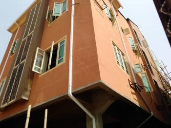 Newly Built 2 Bedrm Flat,all Rooms Ensuite, Visitors Toilet, Water Heater, Off Cole Street, Lawanson, Surulere, Lagos, House for Rent