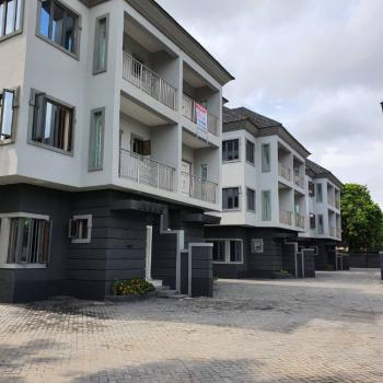 Newly Built 4 Bedroom Terraces with Bq and Swimming Pool, Old Ikoyi, Ikoyi, Lagos, Terraced Duplex for Rent
