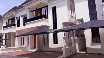 Luxury 4 Bedroom Semi Detached Duplex with a Maids Room, Bera Estate,chevron Drive Lekki, Lekki, Lagos, Semi-detached Duplex for Rent