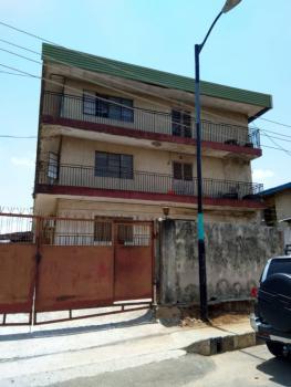 6 Nos 3 Bedroom Flats, College Road, Haruna, Ogba, Ogba, Ikeja, Lagos, Block of Flats for Sale
