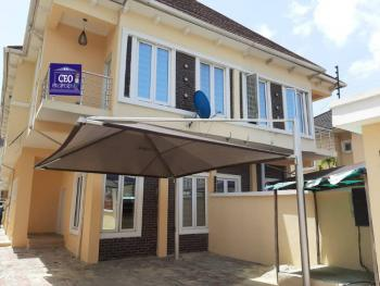 Nice 4 Bedroom Semi Detached Duplex with Bq, Bera Estate Off Chevron Drive, Lekki Phase 2, Lekki, Lagos, Semi-detached Duplex for Rent