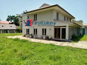 Ample Detached House on Large Grounds for Office Or Residential Use, Off Queens Drive, Old Ikoyi, Ikoyi, Lagos, Detached Duplex for Rent